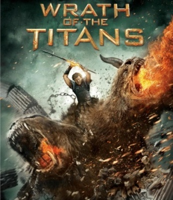 Wrath of the Titans movie poster (2012) poster MOV_f44354dd