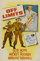 Off Limits movie poster (1953) picture MOV_f4458ea9