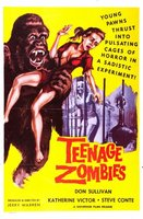 Teenage Zombies movie poster (1959) picture MOV_f445b734