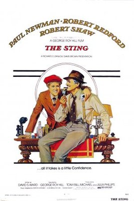 The Sting movie poster (1973) poster MOV_f44c8ca4