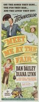 Meet Me at the Fair movie poster (1953) picture MOV_f44f5831