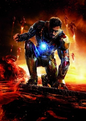 Iron Man 3 movie poster (2013) poster MOV_f450b090