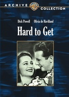 Hard to Get movie poster (1938) picture MOV_f454631f