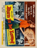 Born to Be Loved movie poster (1959) picture MOV_f4575cd2
