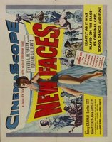 New Faces movie poster (1954) picture MOV_f45c6455