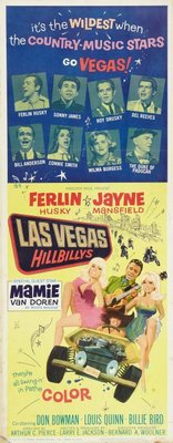 The Las Vegas Hillbillys movie poster (1966) poster MOV_f464b962