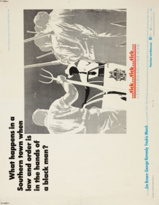 ...tick...tick...tick... movie poster (1970) poster MOV_f472951e