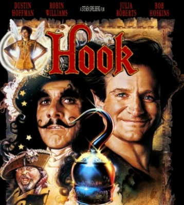 Hook movie poster (1991) poster MOV_f475261b