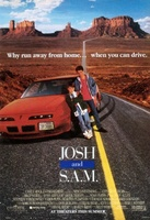 Josh and S.A.M. movie poster (1993) picture MOV_f47bd786