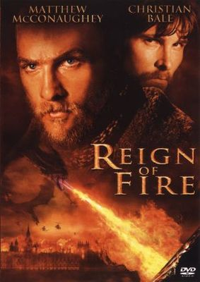 Reign of Fire movie poster (2002) poster MOV_f4850513
