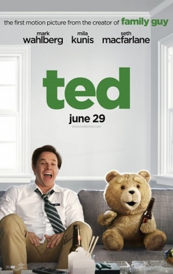 Ted movie poster (2012) poster MOV_f48d2e6e