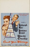 Count Your Blessings movie poster (1959) picture MOV_f48fb3dd