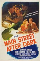 Main Street After Dark movie poster (1945) picture MOV_f490af58