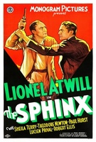 The Sphinx movie poster (1933) picture MOV_f490db46