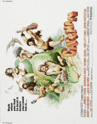 Caveman movie poster (1981) poster MOV_f491f6ef