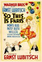 So This Is Paris movie poster (1926) picture MOV_f4965489