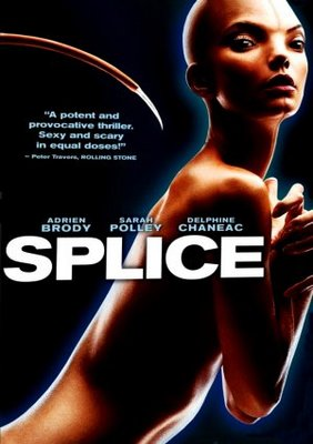 Splice movie poster (2009) poster MOV_f4a05169