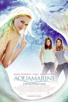 Aquamarine movie poster (2006) poster MOV_f4a4bf34