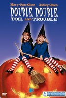Double, Double, Toil and Trouble movie poster (1993) picture MOV_f4a93e7b