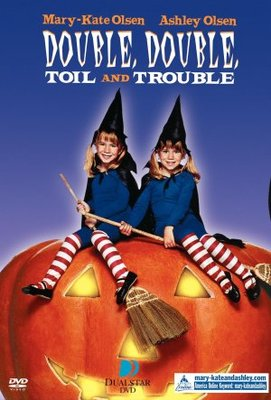 Double, Double, Toil and Trouble movie poster (1993) poster MOV_f4a93e7b