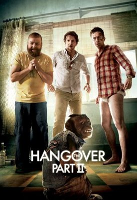 The Hangover Part II movie poster (2011) poster MOV_f4ac75c2