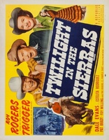Twilight in the Sierras movie poster (1950) picture MOV_f4b05eea