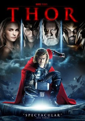 Thor 1 2011 [DVDRip] [Latino] [1 Link] [MEGA]