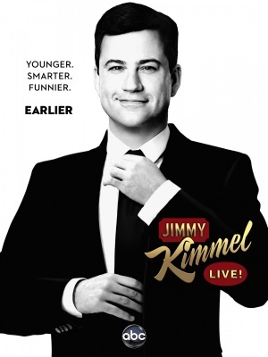 Jimmy Kimmel Live! movie poster (2003) poster MOV_f4b46469