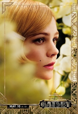 The Great Gatsby movie poster (2012) poster MOV_f4b4d55a