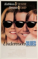Undercover Blues movie poster (1993) picture MOV_f4bf2110