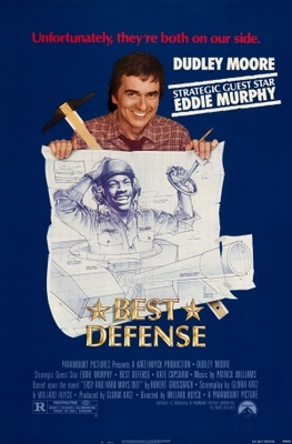 Best Defense movie poster (1984) poster MOV_f4bfc692