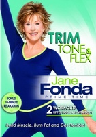 Jane Fonda Prime Time: Trim, Tone & Flex movie poster (2011) picture MOV_f4c3f083