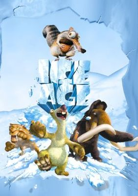 Ice Age movie poster (2002) Poster. Buy Ice Age movie ...