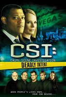 CSI: Crime Scene Investigation - Deadly Intent movie poster (2009) picture MOV_f4c84f69