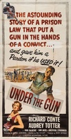 Under the Gun movie poster (1951) picture MOV_f4cb3772