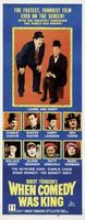 When Comedy Was King movie poster (1960) picture MOV_f4d6075a