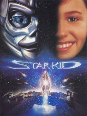 Star Kid movie poster (1997) poster MOV_f4d737b3