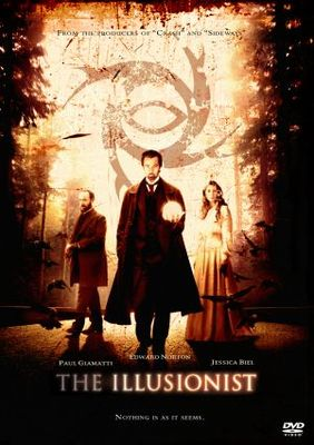 The Illusionist movie poster (2006) poster MOV_f4d87939