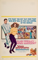 Viva Las Vegas movie poster (1964) picture MOV_f4deb29a