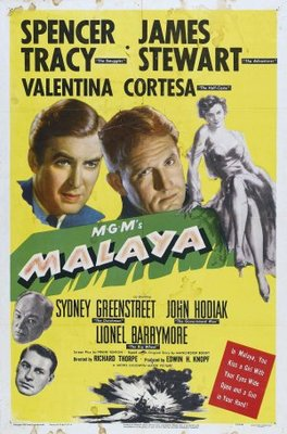 Malaya movie poster (1949) poster MOV_f4e1f74b