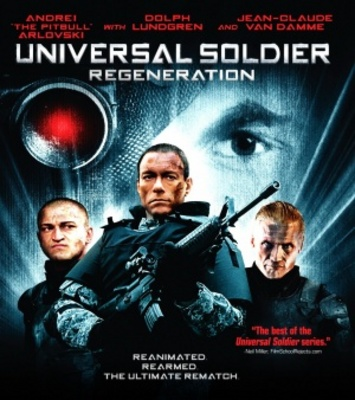Universal Soldier: Regeneration movie poster (2009) poster MOV_f4e7e4b7