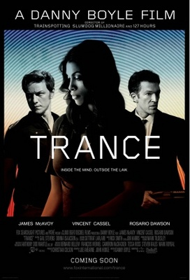 Trance movie poster (2013) poster MOV_f4ecc699