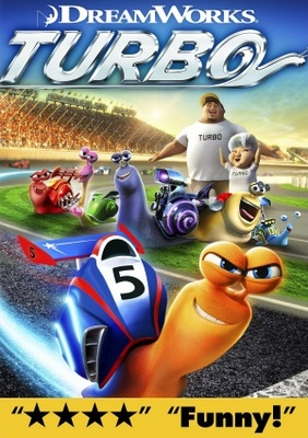 Turbo movie poster (2013) poster MOV_f4f62c8f