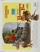Huckleberry Finn movie poster (1974) picture MOV_f4f63b8a