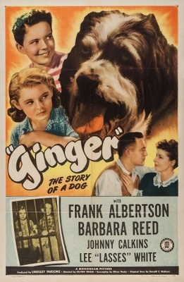 Ginger movie poster (1946) poster MOV_f4f7c50f