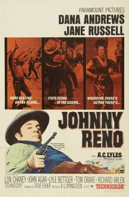 Johnny Reno movie poster (1966) poster MOV_f4fad94c