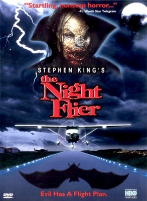 The Night Flier movie poster (1997) poster MOV_f4feee99