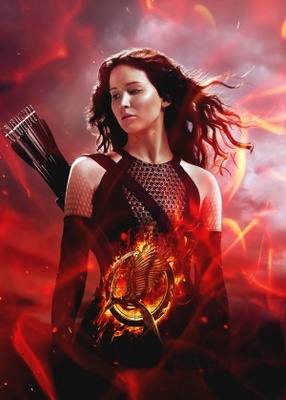 The Hunger Games: Catching Fire movie poster (2013) poster MOV_f4ff4b59