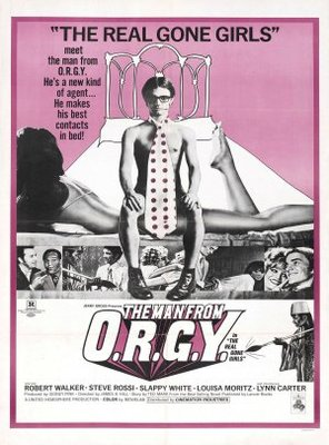 The Man from O.R.G.Y. movie poster (1970) poster MOV_f504a23f