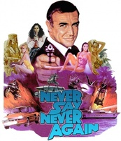 Never Say Never Again movie poster (1983) picture MOV_f50ce80f